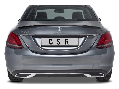 Mercedes C-Class W205 C3 Rear Wing Extension