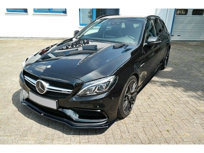 Mercedes C-Class W205 C63 AMG Body Kit Matrix