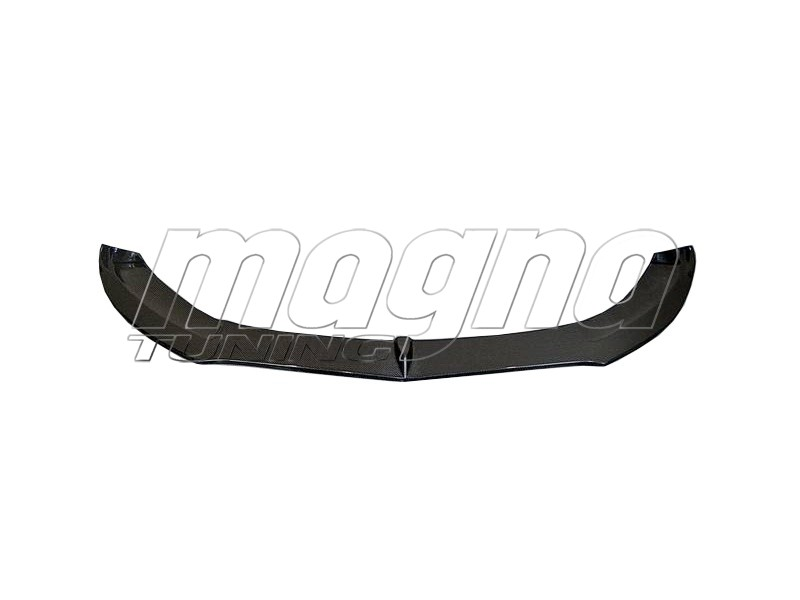 Mercedes C-Class W205 Exclusive Carbon Fiber Front Bumper Extension