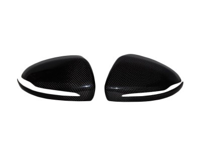 Mercedes C-Class W205 Exclusive Carbon Fiber Mirror Covers