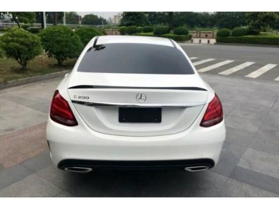 Mercedes C-Class W205 MX Rear Wing