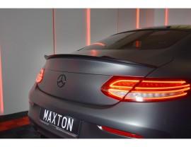 Mercedes C-Class W205 MaxLine Rear Wing Extension