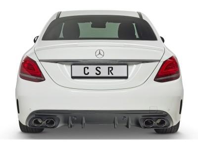 Mercedes C-Class W205 SFX Rear Wing