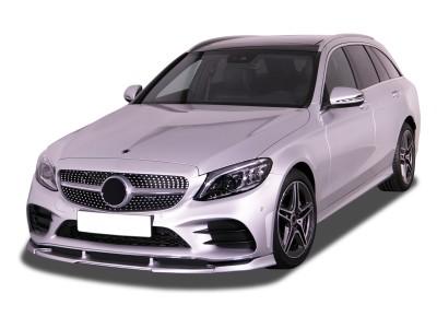 Mercedes C-Class W205 V1 Front Bumper Extension