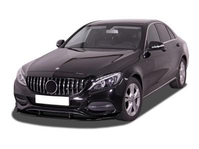 Mercedes C-Class W205 V2 Front Bumper Extension