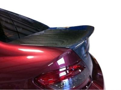 Mercedes C-Klasse W204 C63-Style Carbon Kofferraumdeckel