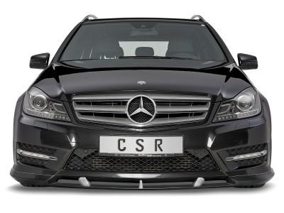 Mercedes C-Klasse W204 Facelift Crono Frontansatz