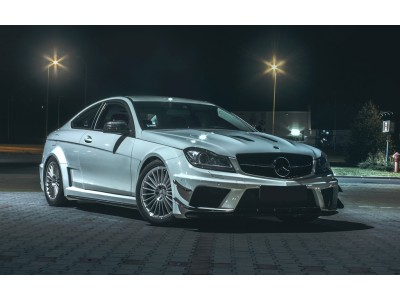 Mercedes C-Klasse W204 Facelift S2 Wide Body Kit