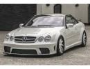 Mercedes CL-Class W215 ASX Wide Body Kit