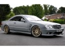 Mercedes CL-Class W215 Exclusive Side Skirts