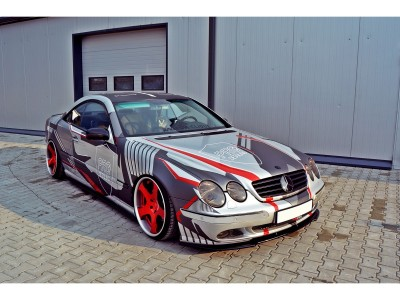 Mercedes CL-Class W215 MX Side Skirts