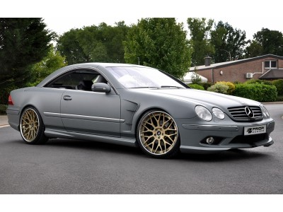Mercedes CL-Class W215 Praguri Exclusive