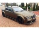Mercedes CL-Class W215 Proteus Wide Body Kit