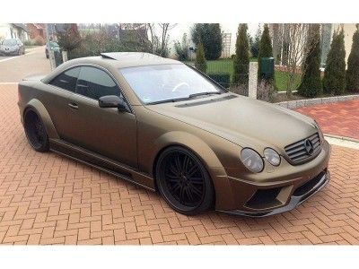 Mercedes CL-Class W215 Wide Body Kit Proteus