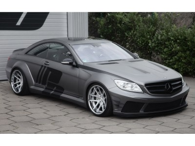 Mercedes CL-Class W216 Facelift Body Kit Exclusive Wide