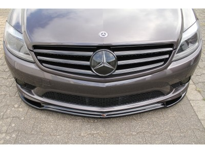 Mercedes CL-Class W216 MX Front Bumper Extension