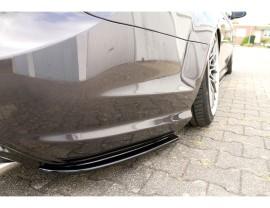 Mercedes CL-Class W216 MX Rear Bumper Extensions