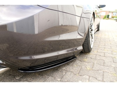 Mercedes CL-Class W216 MX Rear Bumper Extensions