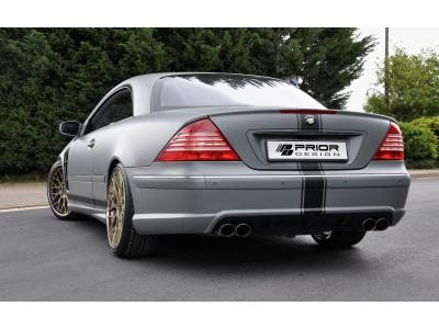 Mercedes CL-Klasse W215 Exclusive Heckstossstange
