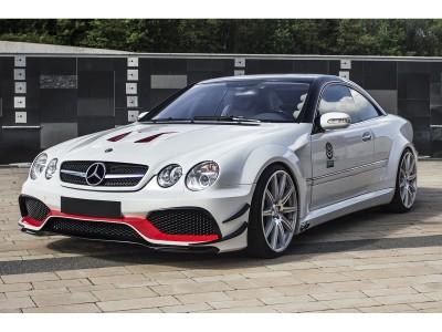 Mercedes CL-Klasse W215 Sonic Wide Body Kit