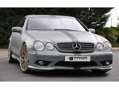 Mercedes CL-Osztaly W215 Exclusive Body Kit