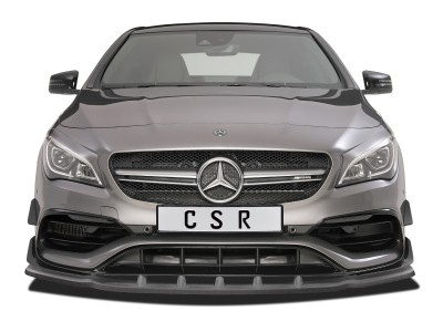 Mercedes CLA C117 45 AMG CX Front Bumper Extension