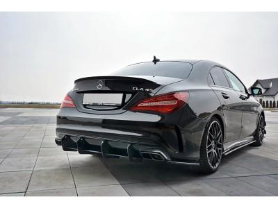 Mercedes CLA C117 45 AMG Extensie Bara Spate MX