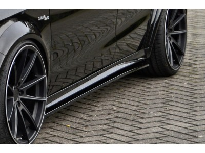 Mercedes CLA C117 45 AMG Isota Side Skirt Extensions