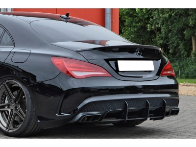 Mercedes CLA C117 45 AMG Ivy Rear Bumper Extension