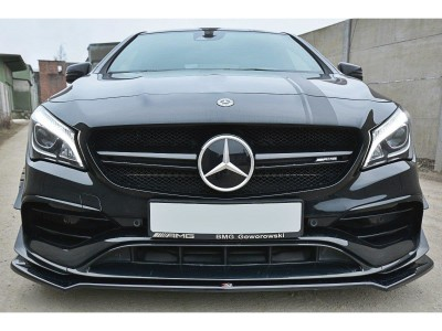 Mercedes CLA C117 45 AMG MX2 Front Bumper Extension