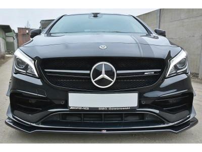 Mercedes CLA C117 45 AMG MX2 Frontansatz