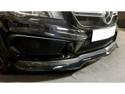 Mercedes CLA C117 45 AMG Master Front Bumper Extension