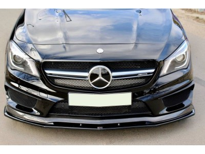 Mercedes CLA C117 45 AMG Master2 Front Bumper Extension