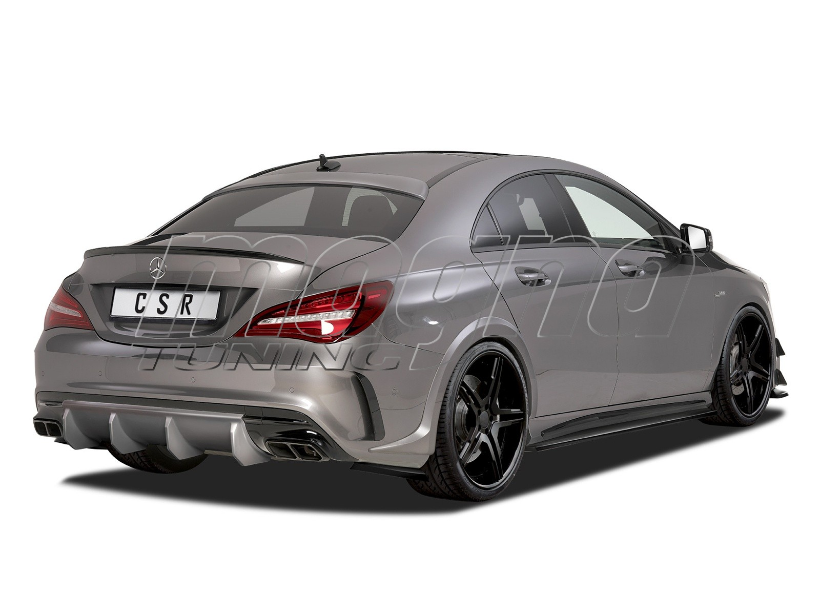 Mercedes CLA C117 CX Upper Rear Wing