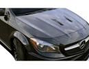 Mercedes CLA C117 Capota Black-Series Fibra De Carbon