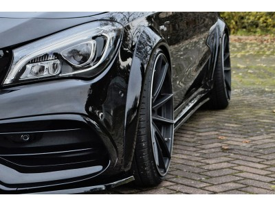 Mercedes CLA C117 Isota Wheel Arch Extensions