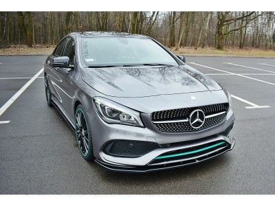 Mercedes CLA C117 Matrix Body Kit