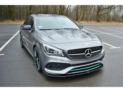 Mercedes CLA C117 Matrix Front Bumper Extension