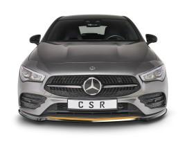 Mercedes CLA C118 / X118 Crono Front Bumper Extension