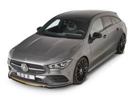 Mercedes CLA C118 / X118 Crono Side Skirt Extensions