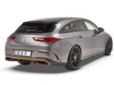 Mercedes CLA X118 Crono Heckansatz