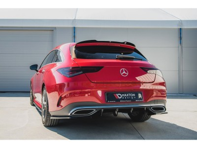 Mercedes CLA X118 MX Heckflugelaufsatz