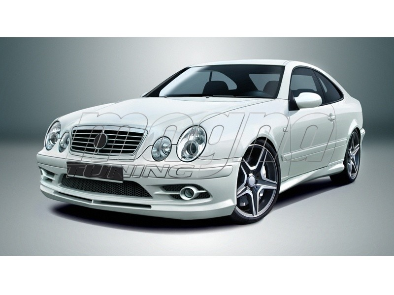 Mercedes CLK W208 A2 Body Kit