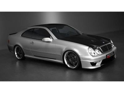 Mercedes CLK W208 AMG-Line Seitenschwellern