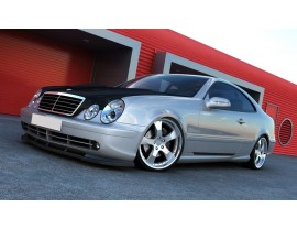 Mercedes CLK W208 AMG Speed Front Bumper Extension