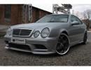 Mercedes CLK W208 Bara Fata PR