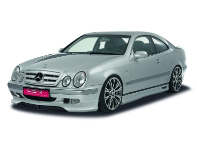 Mercedes CLK W208 Crono Front Bumper Extension