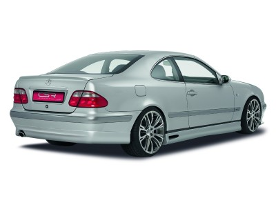 Mercedes CLK W208 Crono Rear Bumper Extension