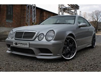 Mercedes CLK W208 PR Frontstossstange