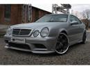 Mercedes CLK W208 PR Side Skirts